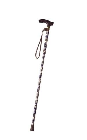 ハッピーステッキ(折りたたみ杖高さ調節付) EOP-107